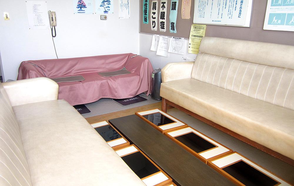 機能回復室 南方老人福祉センター(東郷公民館)